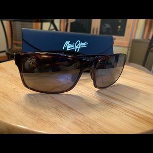 Maui Jim Pokowai Arch Polarized Sunglasses